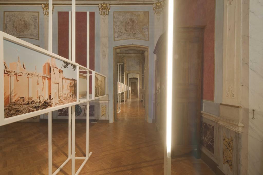 foto Marcello De Masi - Mostra G.Chiaramonte - Progetto Agnoletto, Lucetrend, Archimede