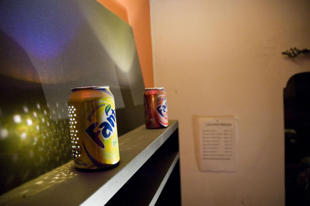 Archimede - Luci da bere parete (3)